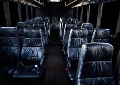 ALV Minicoach - Interior 1