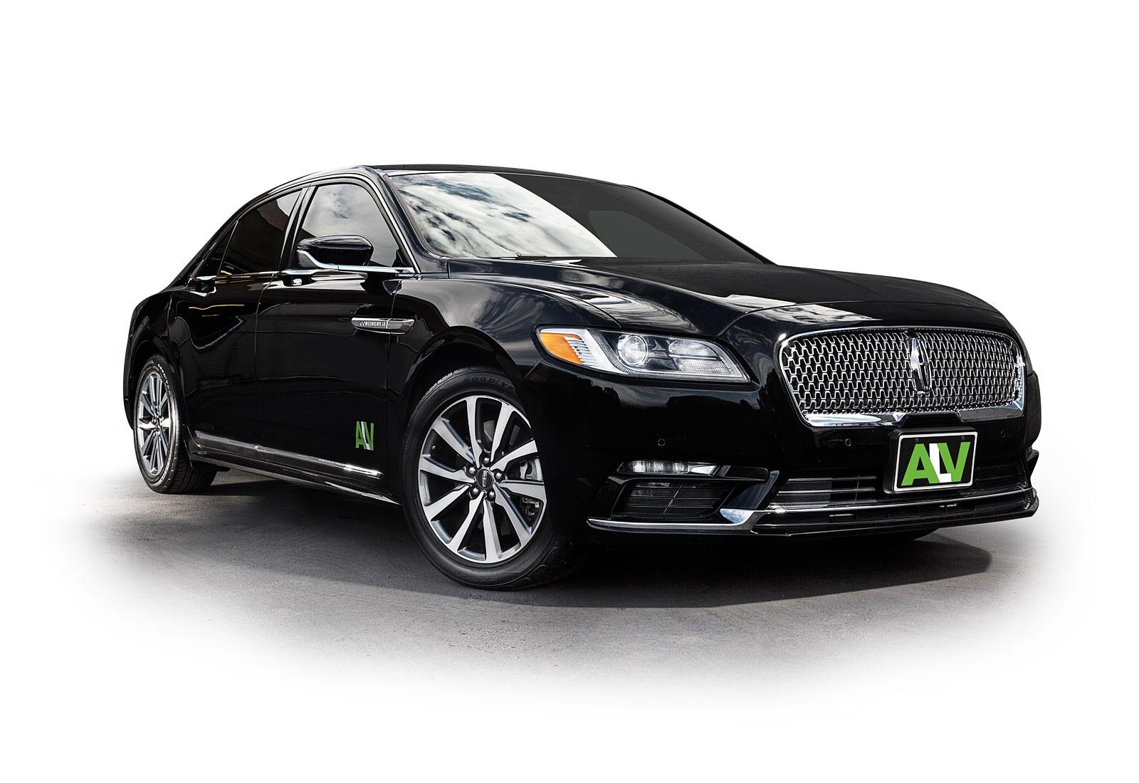 ALV Lincoln Sedan