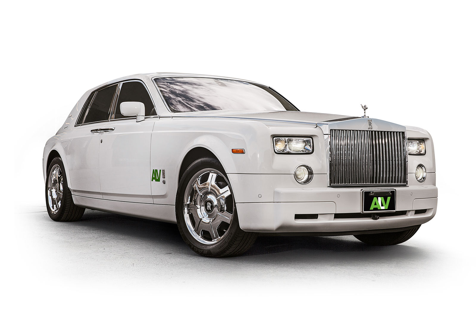ALV Rolls Royce