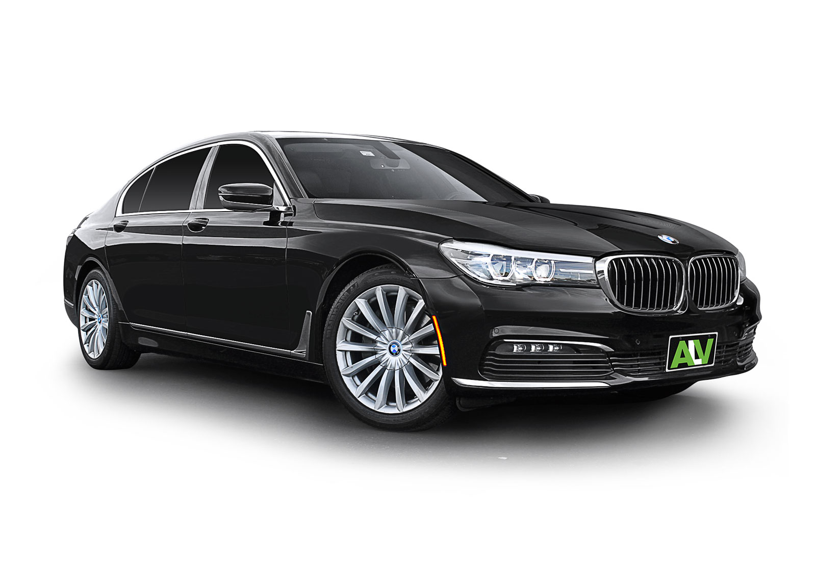 ALV Sedan BMW 750 I
