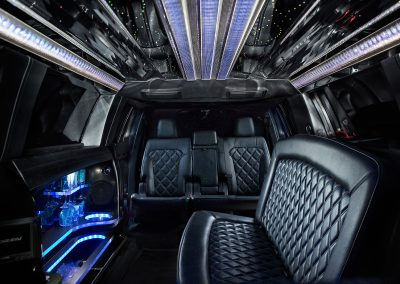 ALV Lincoln Stretch Limousine - Interior 1