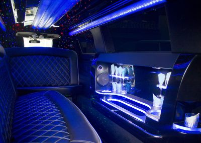 ALV Lincoln Stretch Limousine - Interior 2