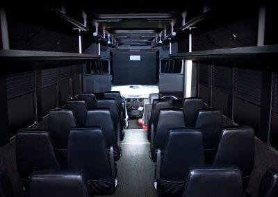 ALV Minicoach - Interior 2