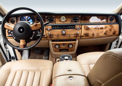 ALV Rolls Royce - Interior 1
