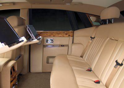 ALV Rolls Royce - Interior 2