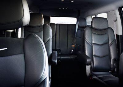 ALV SUV Escalade ESV - Interior 2