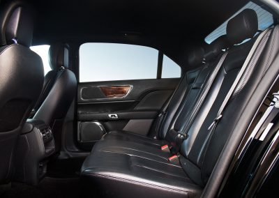 ALV Lincoln Sedan - Interior 2