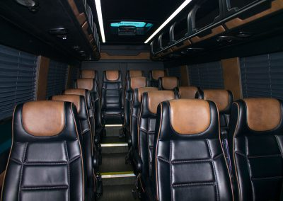 ALV Sprinter Executive Seating - Interior 1