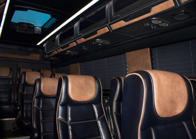 ALV Sprinter Executive Seating - Interior 2